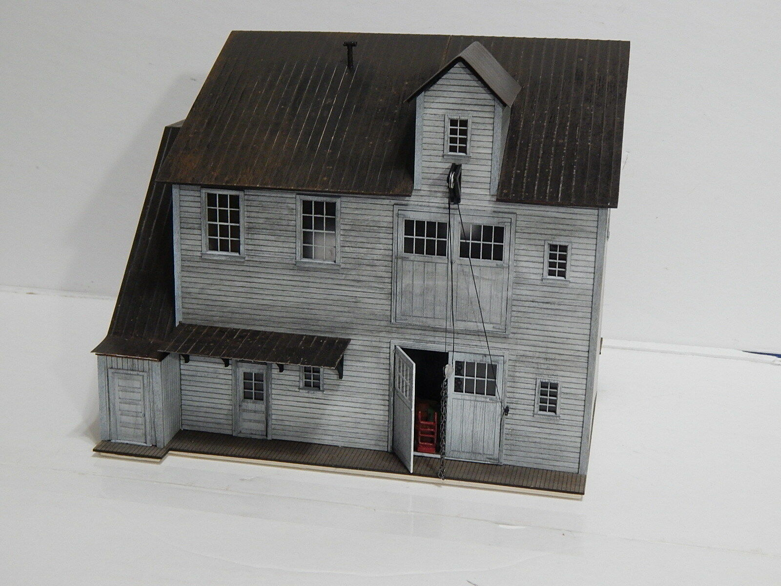 O Scale Craftsman Kit O-01 Tanner Tool and Die Company