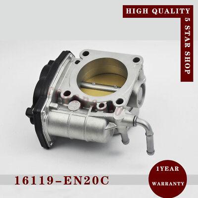 Fits Nissan X-Trail Qashqai J10 2.0 2007-2014 16119-EN20C Throttle Body Assy