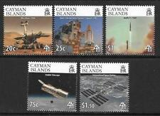 CAYMAN ISLANDS SG1220/4 2009 YEAR OF ASTRONOMY MNH