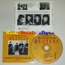 CD THE BEATLES This is savage young 2000 italy GET BACK GET570 mc lp dvd vhs