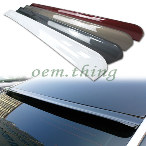 PAINTED For BMW 4-Series F36 Gran Coupe Rear Roof Spoiler Wing 420i 435i 2016
