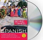 Spanish by Behind the Wheel (Mixed media product, 2009)