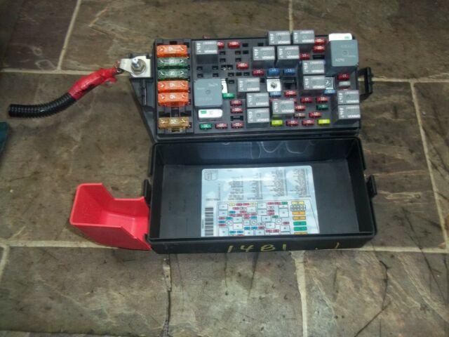 77 78 Datsun 280z Fuse Box Assembly Oem Used Ebay