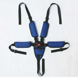 Baby-Jogger-City-Stroller-Shoulder-5Point-Harness-Clips-Baby-Seat-Belt-Pushchair
