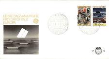 Ersttagsbrief Eerste Dag Van Uitgifte Nederland 1979 Sonderstempel Gravenhage