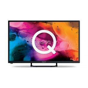 QBELL QT32B03 TV LED 32 Pollici HD DVBT2-S2-HEVC