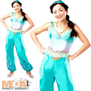 image is loading princess jasmine ladies fancy dress official disney aladdin
