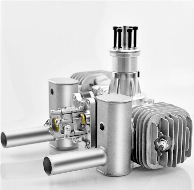 VVRCRCGF-8- 120cc TWIN Gas Engine