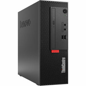 Lenovo-ThinkCentre-M710e-SFF-Intel-i5-7400-8GB-1TB-DVDRW-Win10Pro-Warranty