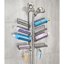 Bathroom Shower Caddy Organizer Storage For Shampoo Conditioner Soap Body Wash