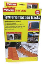 Tyre Grip Traction Tracks Mates Ideal For Snow Mud Sand Rescue Car Van Truck