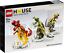 LEGO 40366 CASA Dinosauri-Esclusivo Billund Danimarca-SIGILLATI /& NUOVO