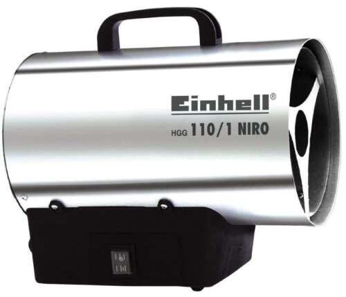 * Einhell HGG 110//1 Heißluftgenerator Heizgebläse Heizkanone Gasheizung Heißluft