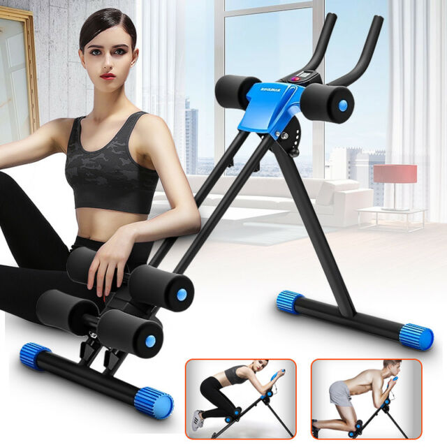 ABS Generator Gym Tummy Workout Fitness Abdominal Exerciser Trainer Muscle