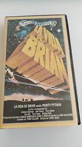 LA-VIDA-BRIAN-VHS-COLLECTOR-EDITION-ESPAGNOLE