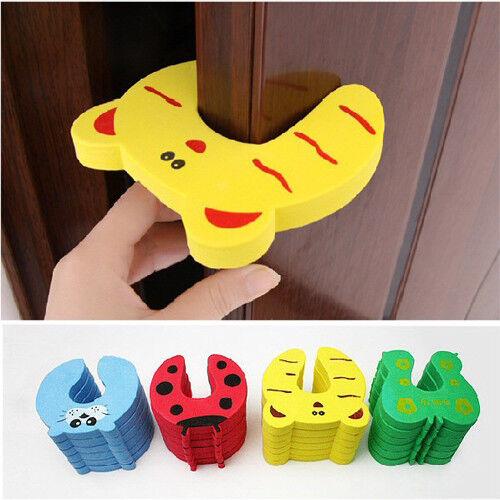 Door Guard Finger Protector Jammer Stopper Baby Child Kids Safety Foam Guard