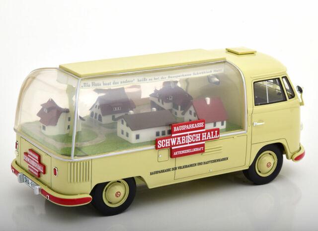 """nuevo R 00162-1//18 VW t1a /""""Schwäbisch Hall/"""" Schuco pro"""