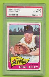 1965-Topps-Gene-Alley-121-Pittsburgh-Pirates-PSA-8-NM-MT
