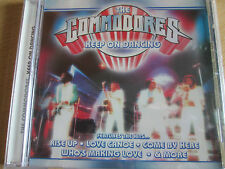 The Commodores - Keep on Dancing (CD)  NEW/SEALED  SPEEDYPOST