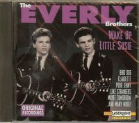 Everly Brothers - Wake Up Little Susie - Cd -