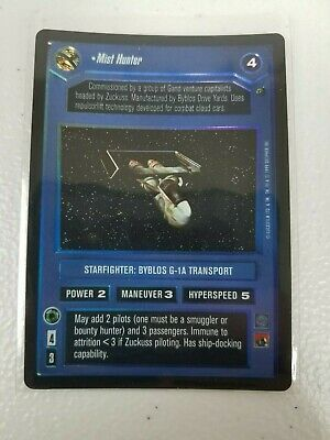 FOIL REFLECTIONS I star wars ccg swccg Too-Onebee Near Mint 2-1B