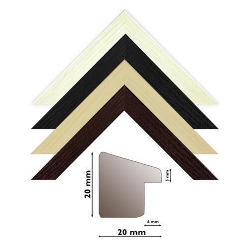 schwarz creme Bilderleiste 268 4 Farben braun weiß