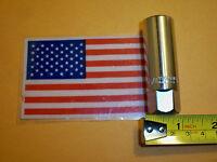 6 Pc Thorsen 3/8 Drive 5/8 Deep 6 Point Spark Plug Socket Made Usa No.11521