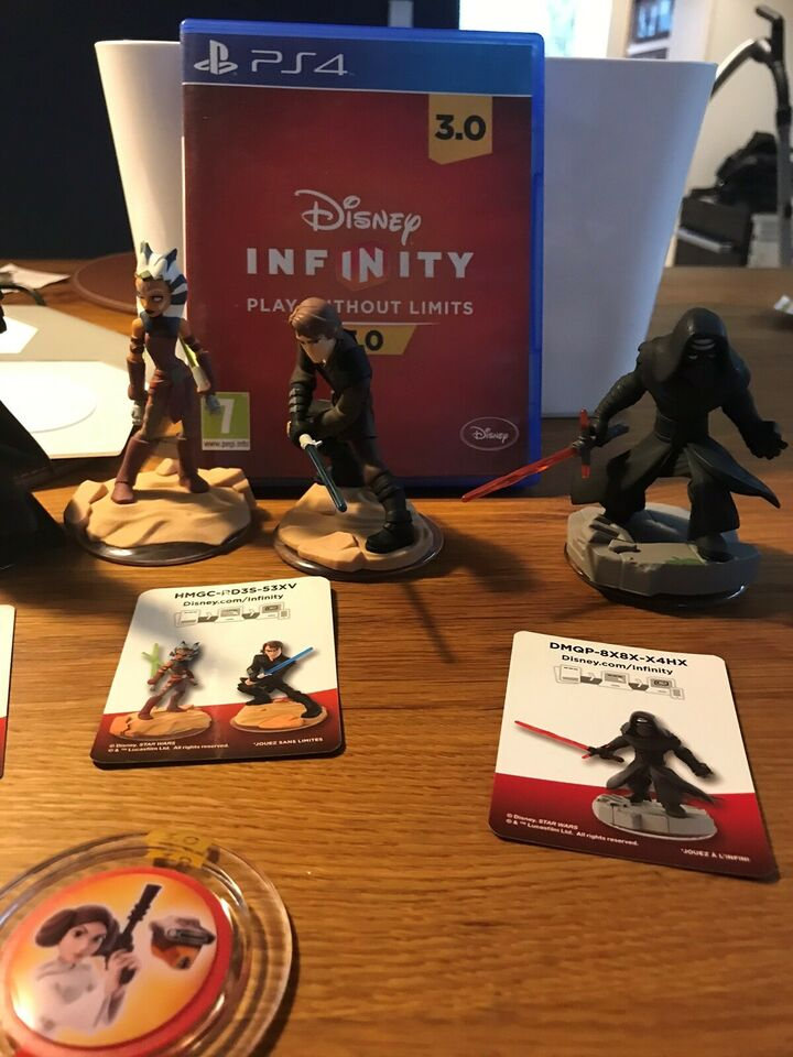Disney infinity, PS4, anden genre