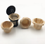 100pcs Disposable Paper Filters Cups Replacement K-Cup Filters Coffee Capsule