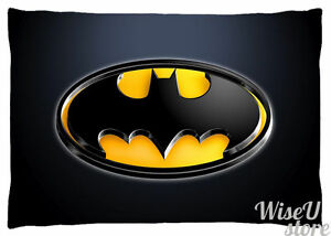 Super Hero The Batman Rectangle Pillow cover case Pillowcases 20x30 Inch