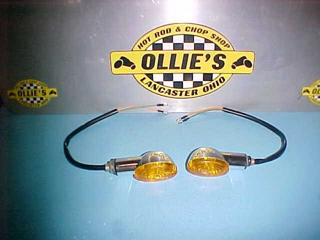 MODEL A T 1932 FORD CHEVY PLYMOUTH OLD SCHOOL HOT RAT STREET ROD TURN SIGNALS