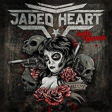 JADED HEART - GUILTY BY DESIGN  CD NEU