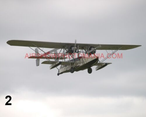 1 X SIKORSKY S-38 FLYING YACHT 7x5 PHOTOGRAPH