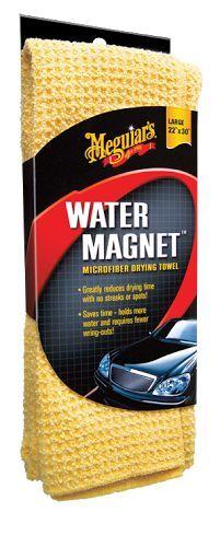 "Meguiar/'s X2000 Water Magnet Microfiber Drying Towel Large Ultra Plush 22/""x 30/"""