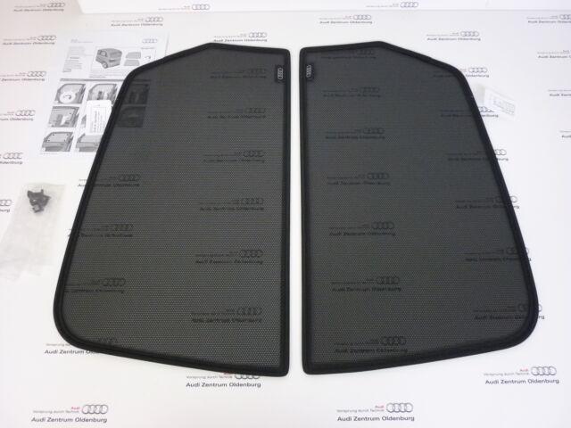 Audi A1 Protector Solar A1 Sportback,2er-Set para Panel de Puerta Trasero