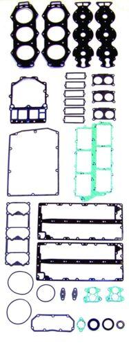 6R3-W0001-03-00 WSM Yamaha 150-200 Hp V6 Gasket Kit With Vertical Reeds 500-345