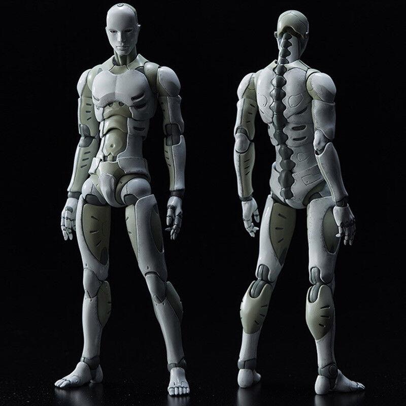 Syntetisk mänsklig He Man Kroppsåtgärd Figur 1  6 skala NY