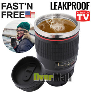 Camera-Lens-Coffee-Mug-Cup-Tea-Travel-Photo-Funny-DSLR-Stainless-Steel-Thermos