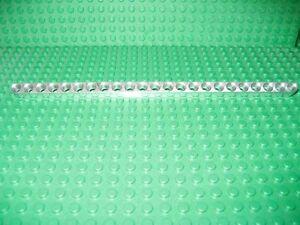 SALE! 27 unit long aluminum construction beam.  Works with Lego Technic kits.