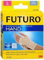 Futuro Energizing Support Glove Hand Large 1 Each (pack Of 7) on sale