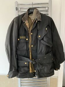 barbour-international-wax-jacket-With-Liner