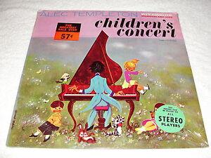 Alec-Templeton-034-Children-039-s-Concert-034-1959-LP-SEALED-Riverside-Wonderland-RLP-1403