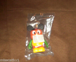 "Disney 3"" ORANGE BIRD Florida Project Vinylmation sealed in package!"