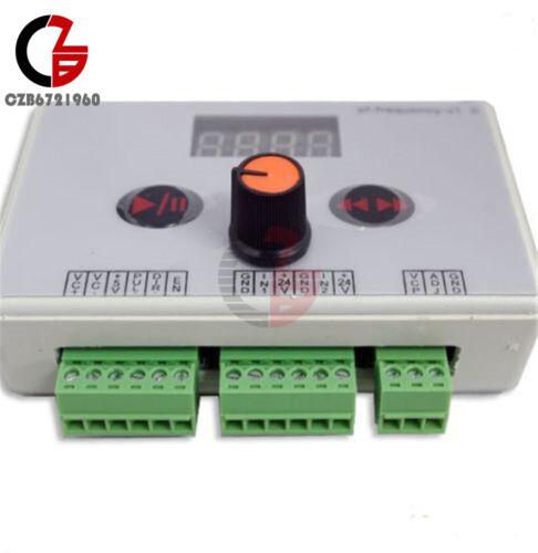 DC 7.5V-24V Reversible Stepper Motor Speed Regulator Pulse Signal Controller