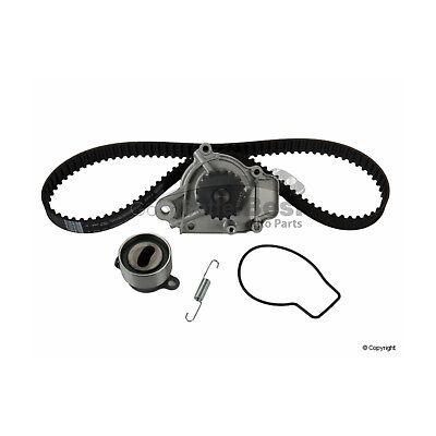 Engine Timing Belt Kit with Water Pump Gates TCKWP143