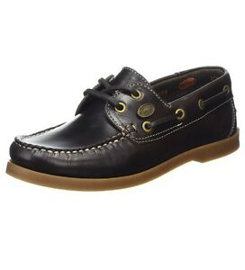 Dockers-by-Gerli-21dc201-180320-Femme-Chaussures-Bateau-Marron-CAFE-320-5-UK-38-UE