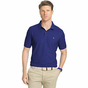 IZOD-MEN-039-S-ADVANTAGE-PERFORMANCE-SOLID-SHORT-SLEEVE-POLO-SHIRT-Regular-44