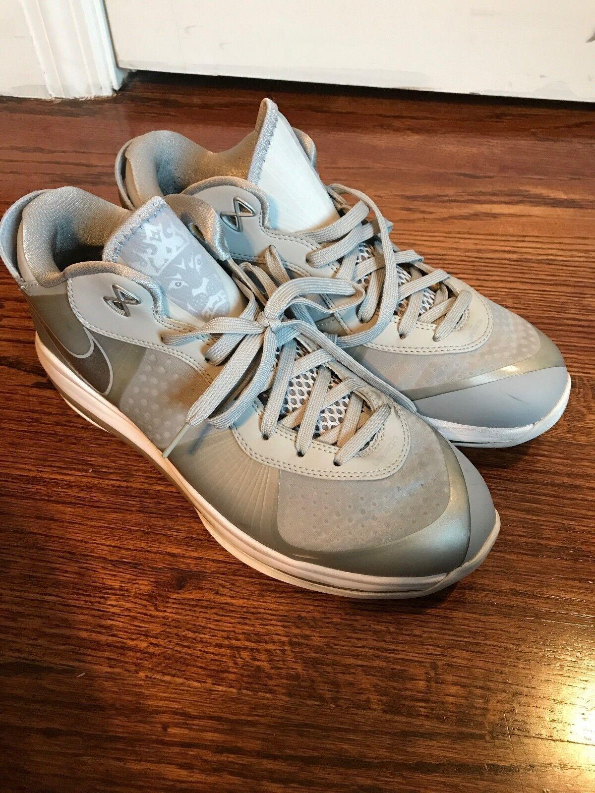 Nike Lebron Wolf Grey Low Top Size 12