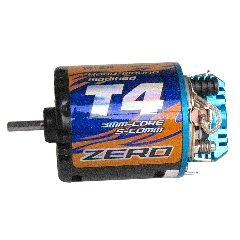 Tuning Motore Zero T4 12 T 2 W Mano Ferita Modified 3mm Nucleo M-COMM Yokomo