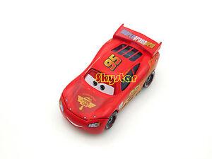 Disney-Pixar-Mattel-Metal-Diecast-NO-95-Lightning-Mcqueen-Mack-Car-Toy